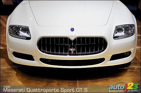 2009+maserati+quattroporte+sport+gt+s