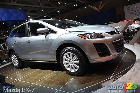 2010 Mazda CX7