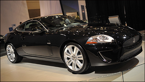 Jaguar XKR (2010)picture