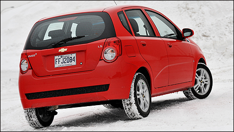 2009 Chevrolet Aveo5 LS Review