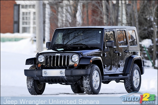 2009 Jeep Wrangler Unlimited Sahara Review