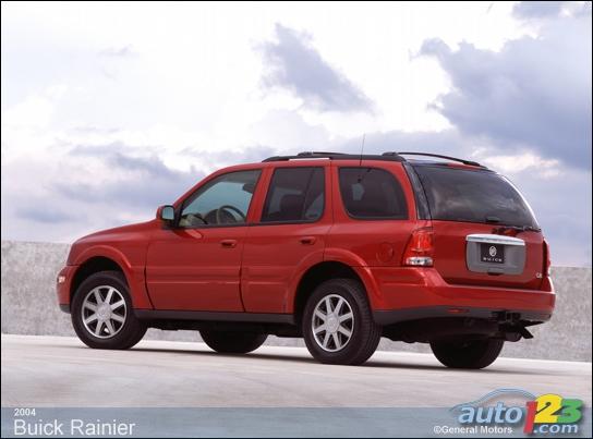 Buick Rainier 2004-2007