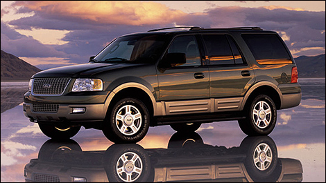 2003-2006 Ford Expedition Pre-Owned Editor's Review | Page 1 | Auto123 ...
