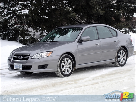 Subaru Legacy 2009 Gt. 2009 Subaru Legacy