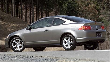 2002 Acura  on 2002 Acura Rsx