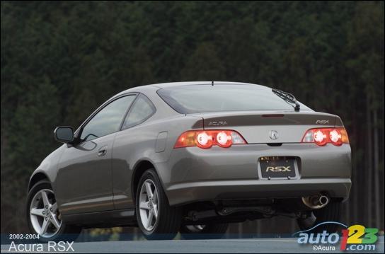 Acura Rsx 2004. 2002-2006 Acura RSX