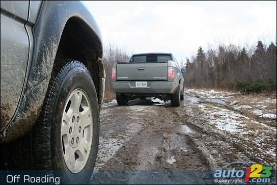 Off Roading for beginners 101
