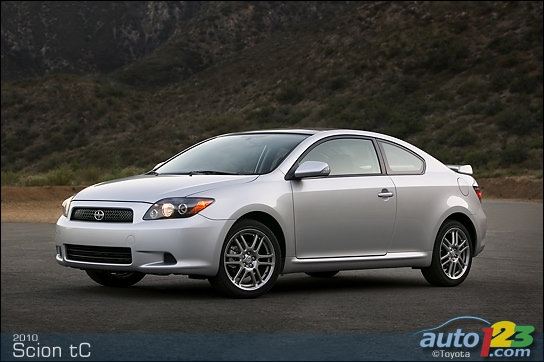 scion tc 2010. Scion tC Retains Excellent