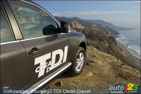 Volkswagen 2009 Touareg TDI Clea…