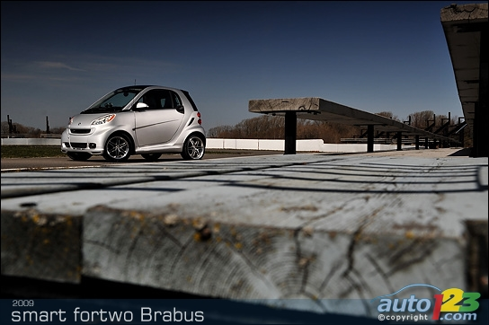 2009 smart fortwo Full Collection