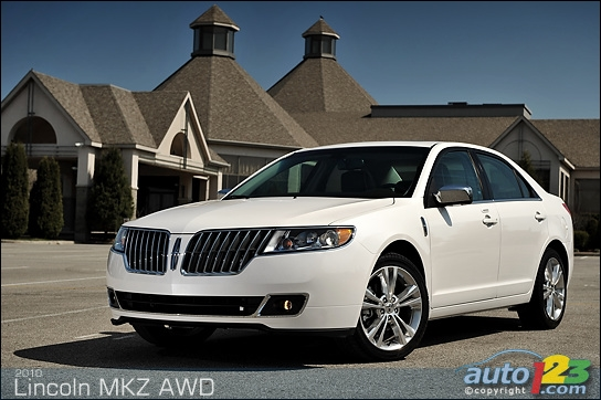 Lincoln MKZ Collection Pics