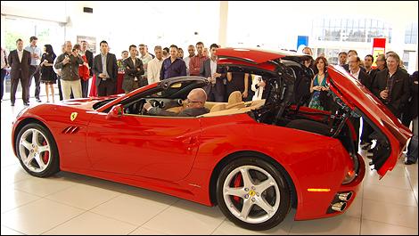 2010 Ferrari California Awesome Specs