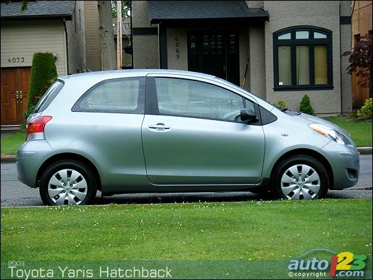 Toyota Yaris 2010 Hatchback. 2010 Toyota Yaris Hatchback