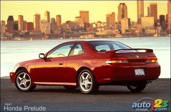 1997-2001 Honda Prelude Pre-Owned