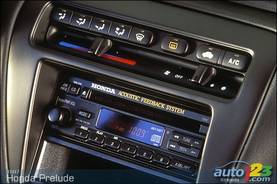 1997 Honda Prelude Photos | Auto123