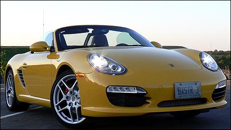 2009 Porsche Boxster. 2009 Porsche Boxster S Review