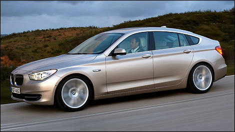 2010 BMW 550i Gran Turismo First Impressions Editor's Review | Page 1