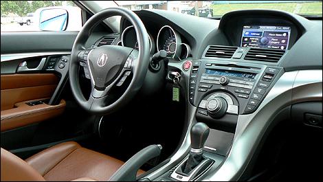 Essai Routier - Acura TL SH-AWD Tech 2009 : essai routier | Page 1 ...