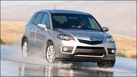 2009 Acura  on For 2010  Acura Rdx Receives Numerous Upgrades   Car News   Page 1