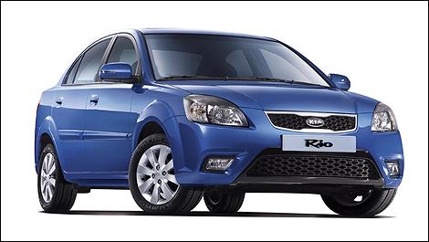 2010 Kia Rio Sedan