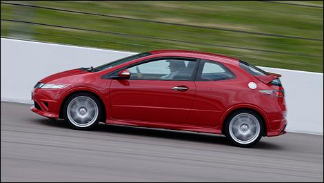 Honda La Nouvelle Civic Type R Et Les Autres Actualit Auto