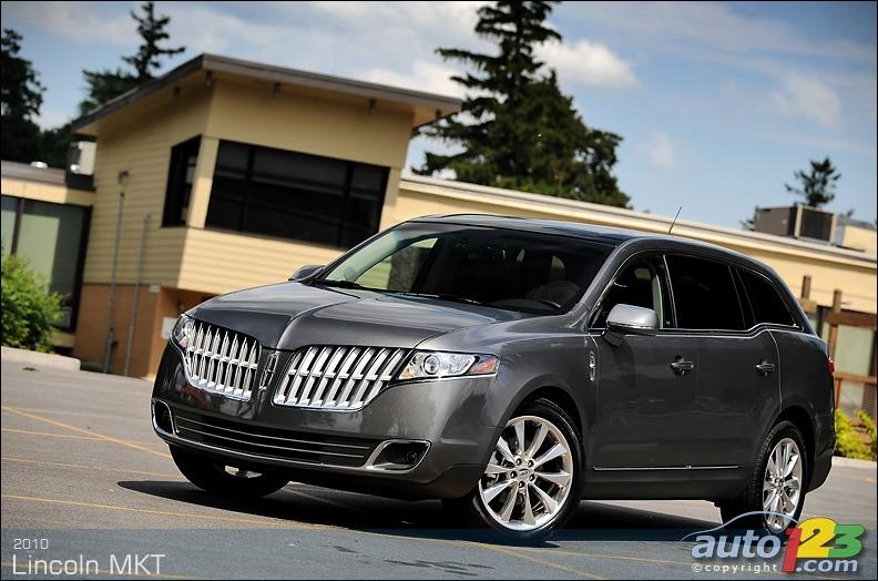 Lincoln Mkt. Lincoln MKT