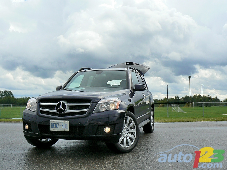 2010 mercedes benz glk 350 review video photo gallery for Mercedes benz glk 350 review