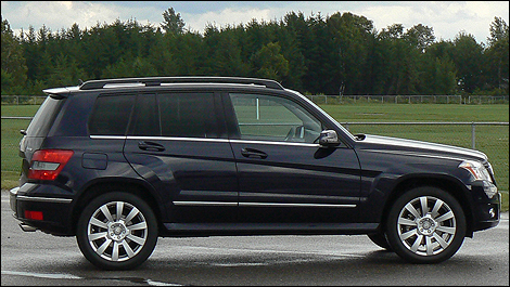 Car reviews from industry experts auto123 for 2010 mercedes benz glk 350 reviews