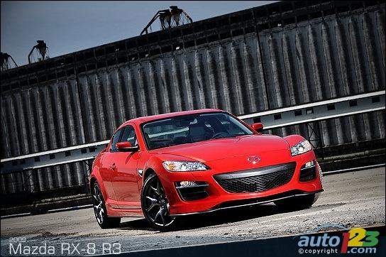 2009 Mazda Rx 8. 2009 Mazda RX-8