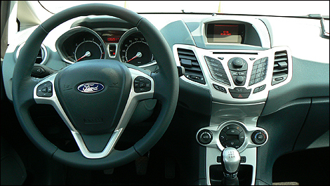 ford fiesta 2009 premi res impressions montmorency ford. Black Bedroom Furniture Sets. Home Design Ideas