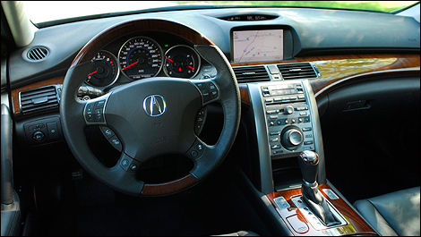 2004 Acura on Acura 2012 On Essai Routier Acura Rl Elite 2009 Essai Routier Page 1