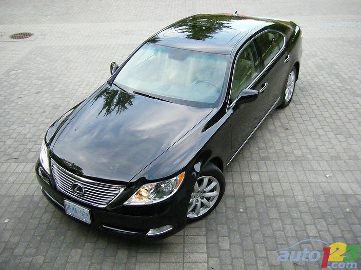 2009 Lexus LS 460 AWD Review