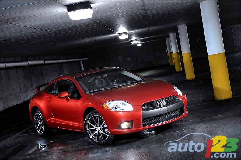 2009 Mitsubishi Eclipse GT-P Review