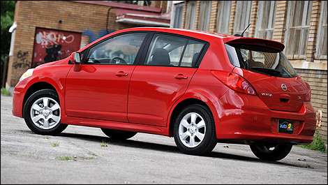 Nissan Versa 2009. Nissan#39;s Versa has been on the