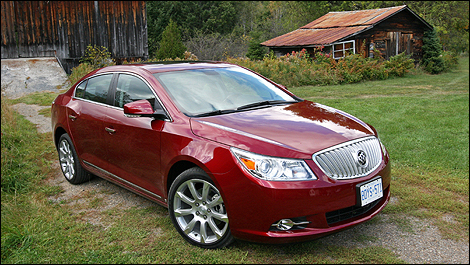 Related to 10 Buick LaCrosse 'Next Step' in GM Division's