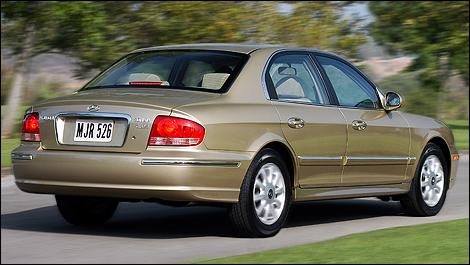 1999-2005 Hyundai Sonata Pre-Owned Editor's Review | Page 1 | Auto123.com