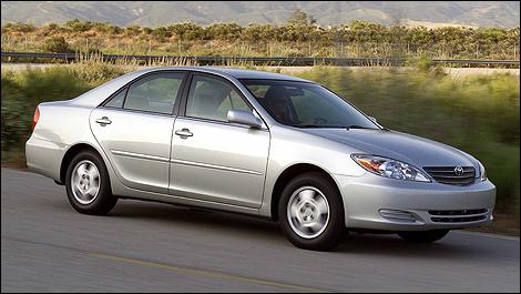 toyota camry 2002. 2002-2006 Toyota Camry