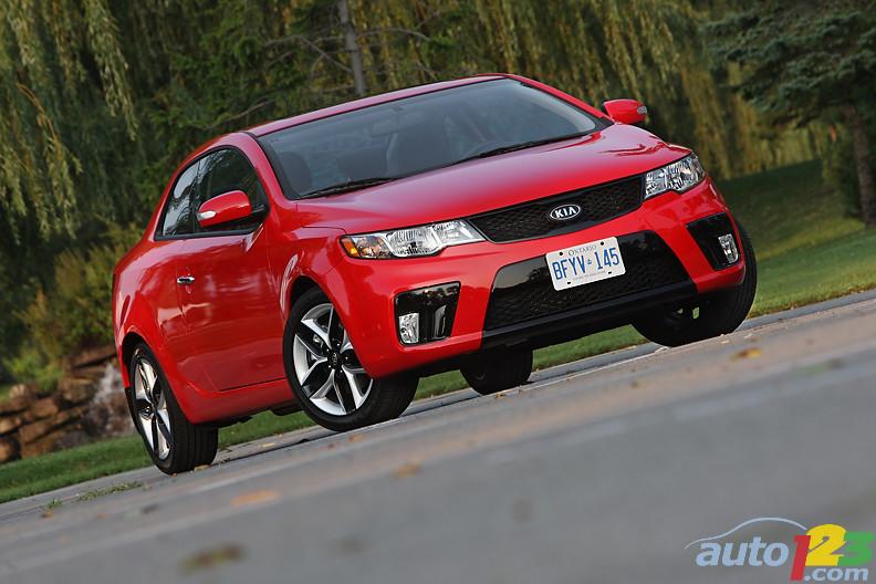 Kia Forte Sx Coupe. Kia Forte Koup SX