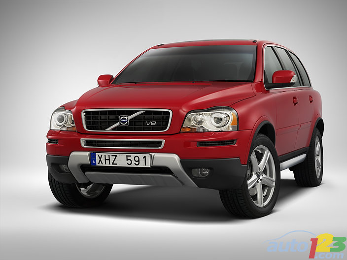2010 Volvo XC90 Preview