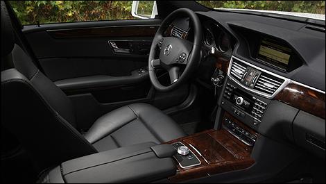 2010 Mercedes Benz E350 4matic Review Auto123 Com