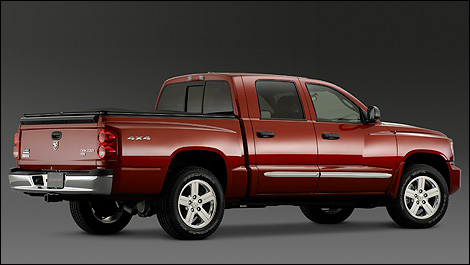 2010 dodge dakota preview car news auto123. Black Bedroom Furniture Sets. Home Design Ideas
