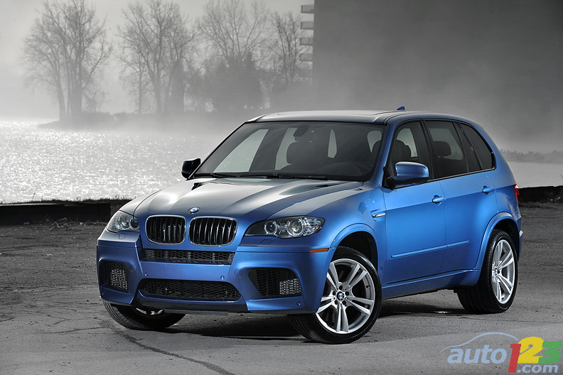 Bmw X5 M Sport 2010. 2010 BMW X5 M Review