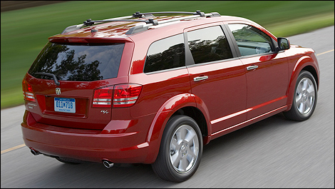 2010 Dodge Journey Preview