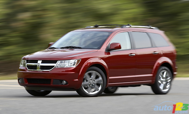dodge journey 2012. 2010 Dodge Journey Preview