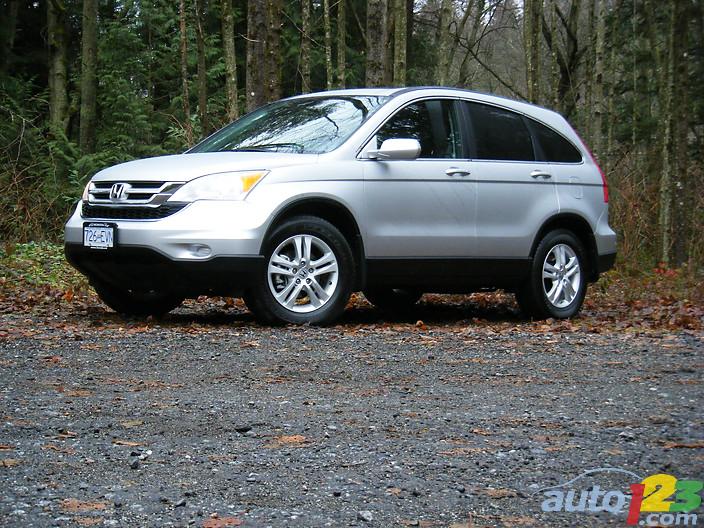 2010 Honda Cr V. 2010 Honda CR-V EX-L NAVI