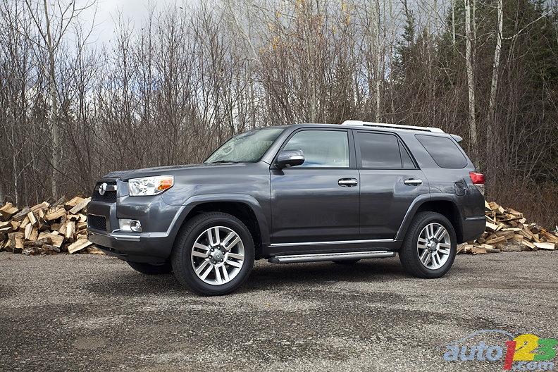 2010 Toyota 4Runner Limited Review