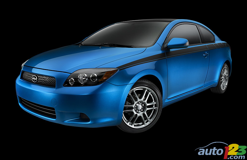 2010 Chicago Autoshow: Scion Announces Pricing for tC Release Series 6.0