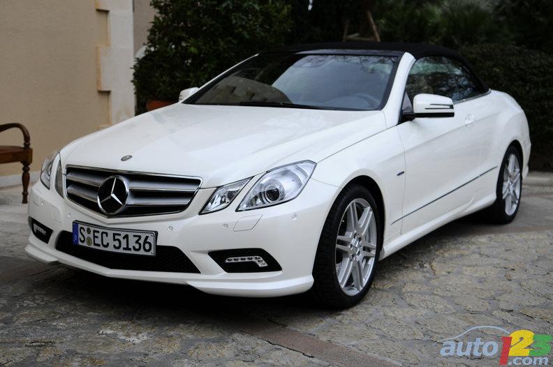 Mercedes benz 2011 e class for Mercedes benz e class 2011
