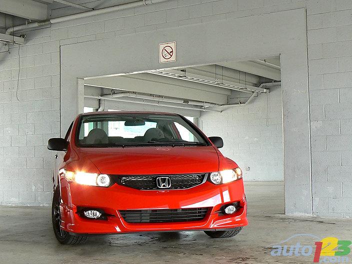 Red New Cars Honda Insight Sports Modulo