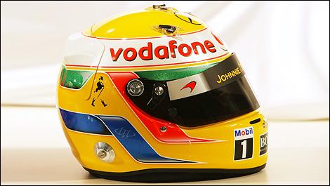 F1 Les Fabuleux Casques Des Pilotes De Formule 1